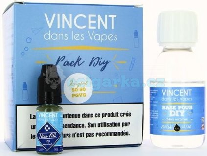 pack diy 100ml 5050 2mg vdlv