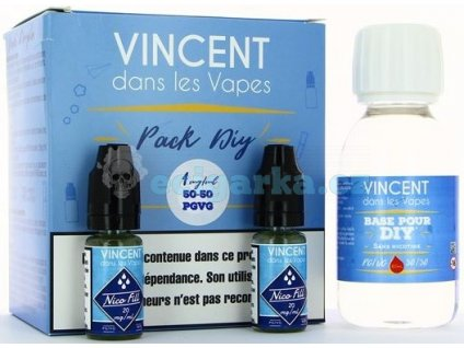 pack diy 100ml 5050 4mg vdlv