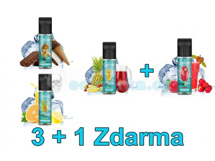 Základ 3+1 Shake and Vape Coolnise