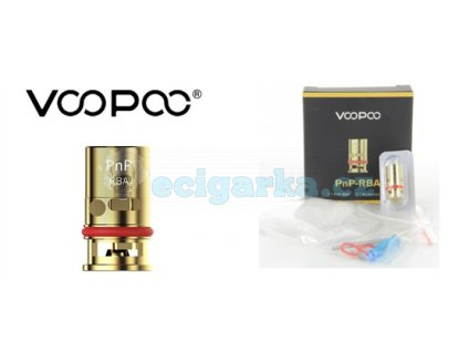 Hlavičky Voopoo základ Vinci RBA
