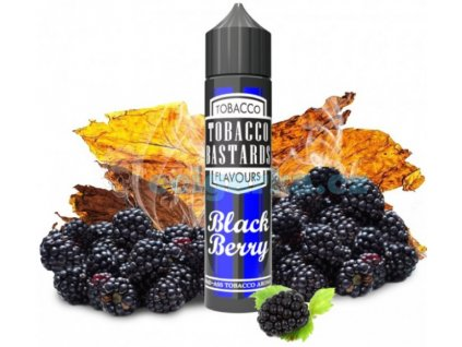 prichut flavormonks tobacco bastards shake and vape 10ml blackberry tobacco