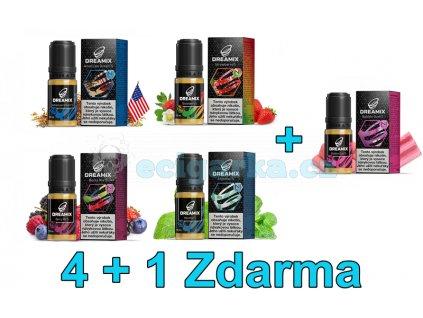 Základ 4+1 Dreamix Salt
