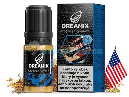 dreamix salt americky tabak american dream s