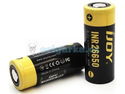 Ijoy 26650 baterie