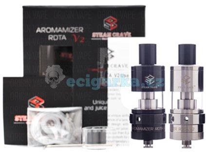 Steam Crave aromamizer rdta v2