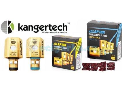 hlavičky kanger Atom clapton