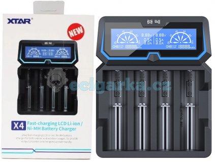 XTAR X4 charger