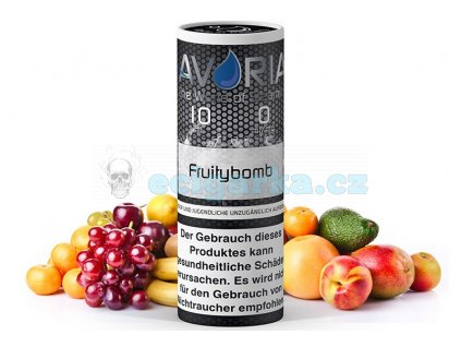 avoria liquid fruitybomb