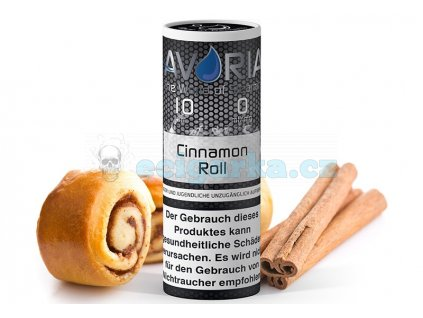avoria liquid cinamon roll