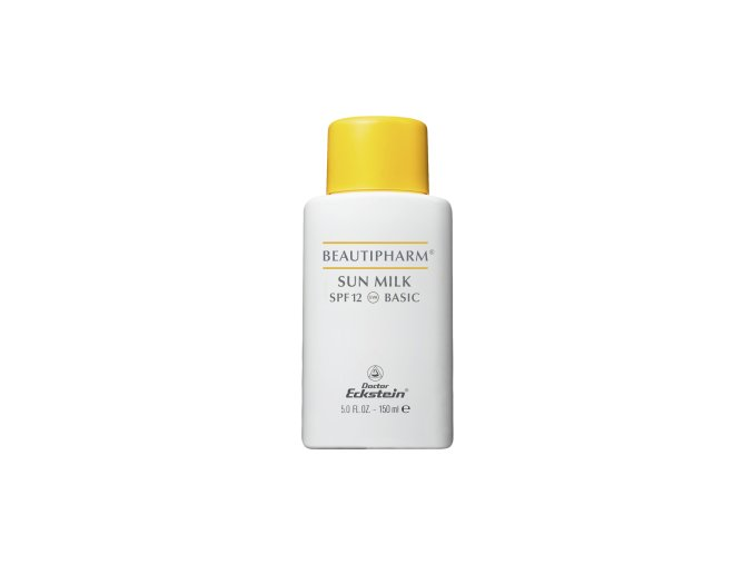 Beautipharm Sun Milk SPF 12 Basic 150ml