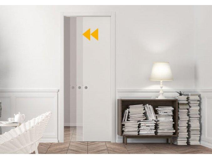 01 eclisse samozavirani pro posuvné dvere