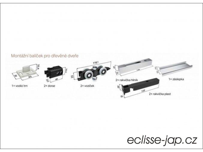 sada jap pro pouzdra aktive standard emotive standard drevene dvere eclisse jap.cz
