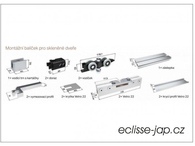sada jap pro pouzdra aktive standard emotive standard celosklenene dvere eclisse jap.cz