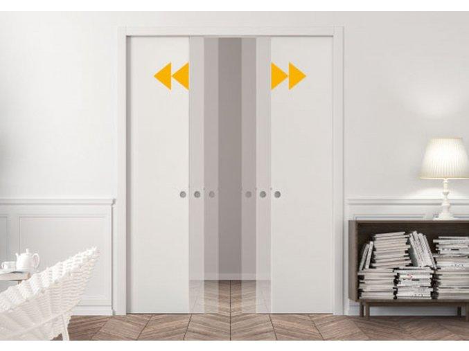 02 eclisse synchronizace pro dvoukridle dvere