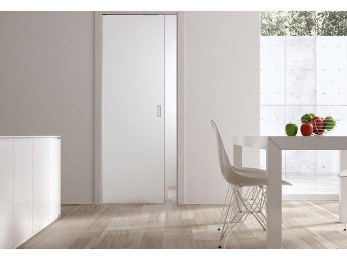 01 eclisse drzak pro celosklenene posuvne dvere