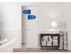 01 eclisse bias ds oboustranny tlumic pro posuvne dvere