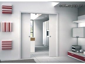 001 stavebni pouzdro eclisse dvoukřídlo do zdi