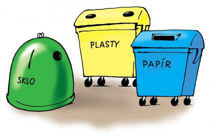 Jak správně třídit odpad