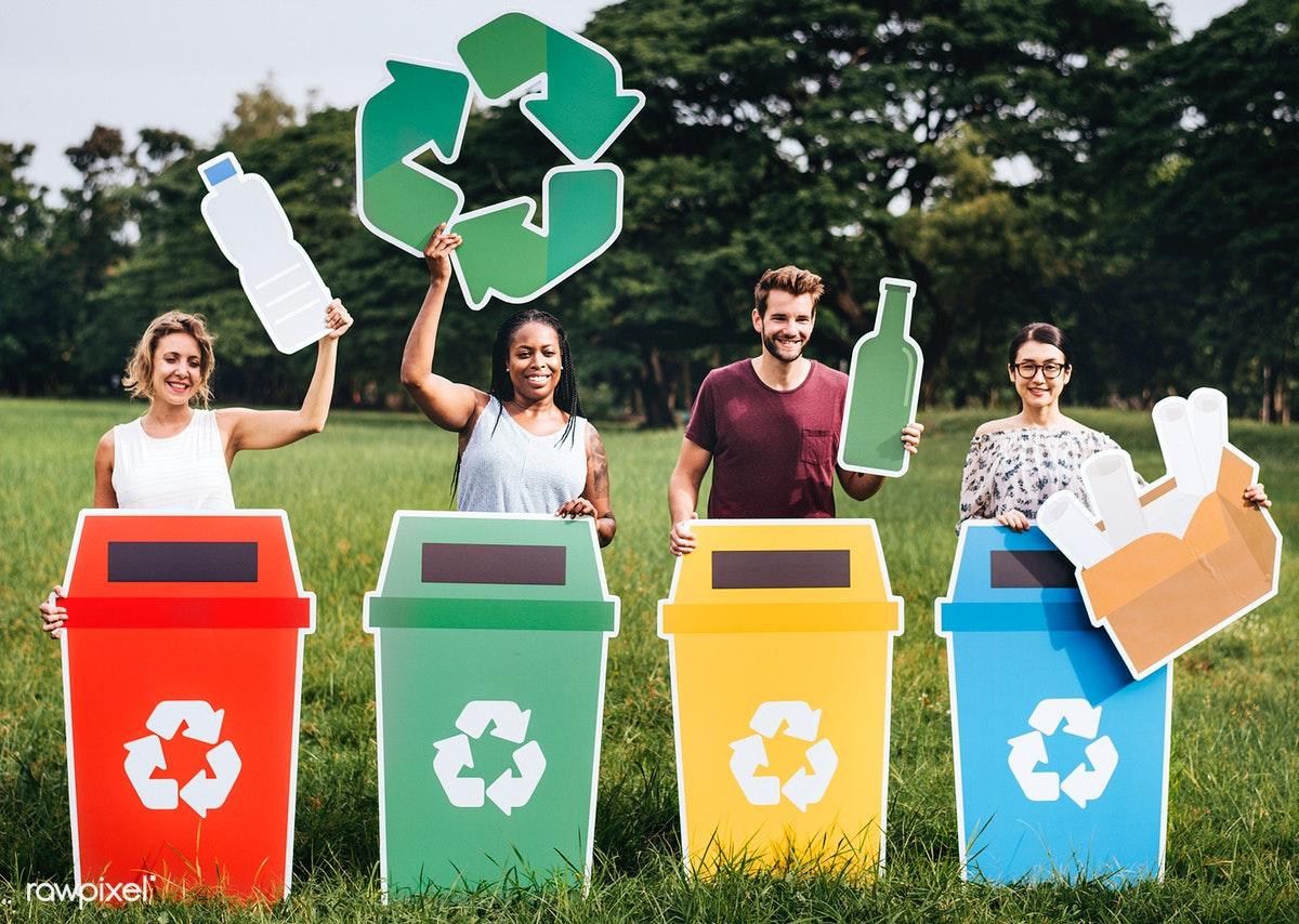 Výrobky z recyklovaného odpadu