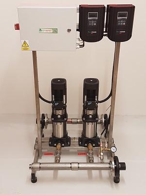 Automatické tlakové stanice vícečerpadlové
