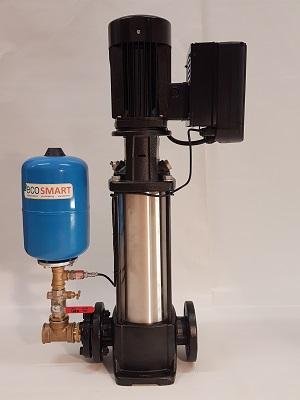 Automatické tlakové stanice jednočerpadlové