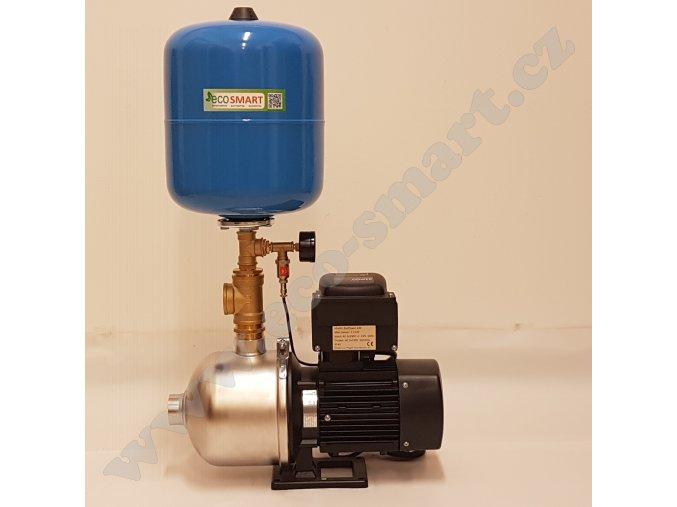 ECOPRESS 8-40 - automatická tlaková stanice pro zvýšení tlaku na 3 - 3,5 bar