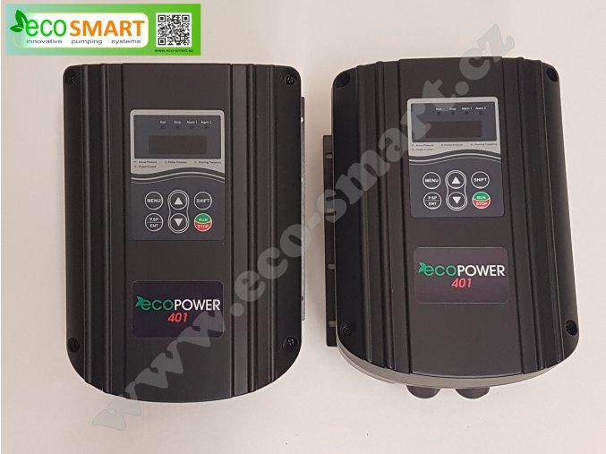 frekvenční měniče EcoPower 400V