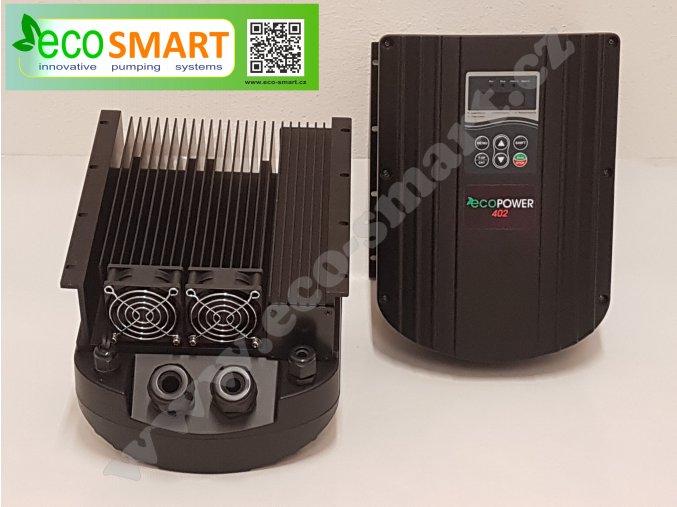 frekvenční měnič  EcoPower 3x400V