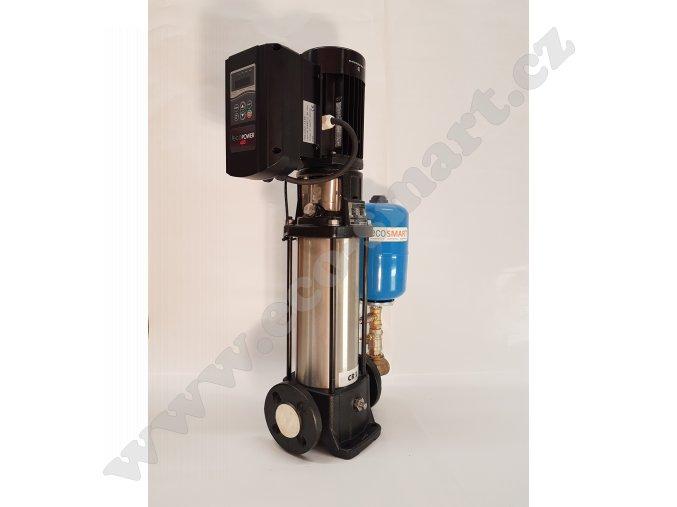 ATS s frekvenčním měničem pro konstantní provozní tlak