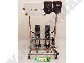 EcoSmart automatická tlaková stanice s dvěma čerpadly
