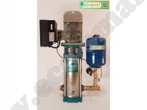 automatická tlaková stanice pro zvýšení tlaku
