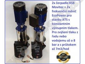 ATS MOVI 2 11 s frekvenčními měniči EcoPower