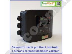 EcoSmart domácí úsporná vodárna s ponorným čerpadlem