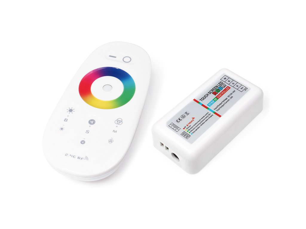 full ovladac RGB pro led pasky