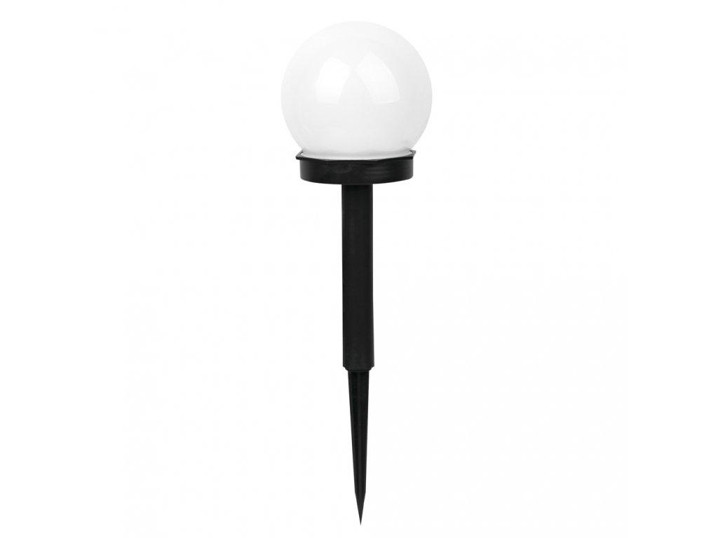 LED zahradní solární lampa 304711 - 0,08W - studená bílá