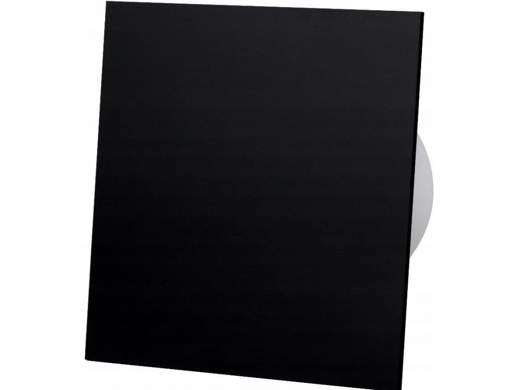 Dekorativní panel pro ventilátor dRim - černý