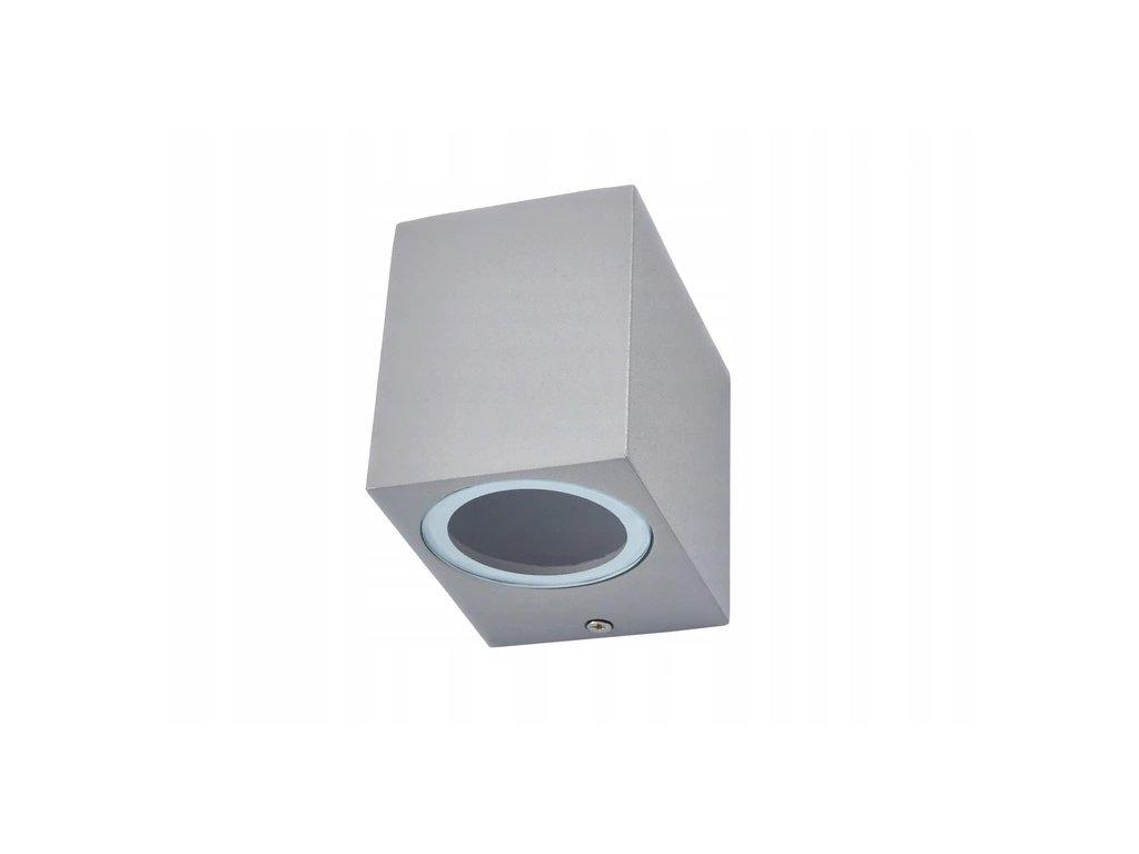 Lampa elewacyjna zewnetrzna kinkiet ogrodowy GU10
