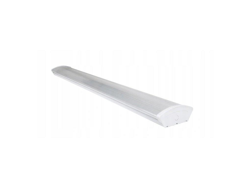 Oprawa do lamp T8 LED 2x 120cm PRISMATIC