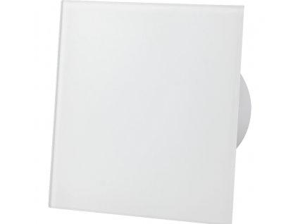 Dekorativní panel pro ventilátor dRim - bílý lesk