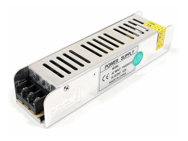 MILIO Napájecí zdroj modulový SLIM - IP20 - 120W