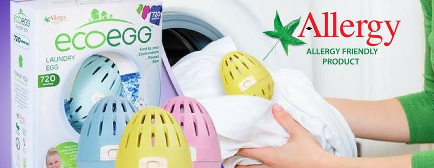 Prací vajíčko Allergy UK