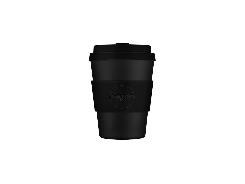 Ecoffee Cup Kerr And Napier Black 0,34l