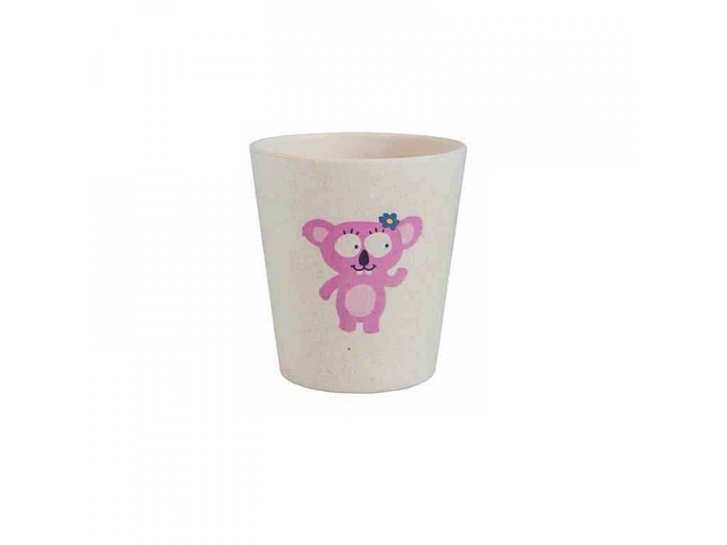 Jack N' Jill Eko-pohárik na zubné kefky - Koala