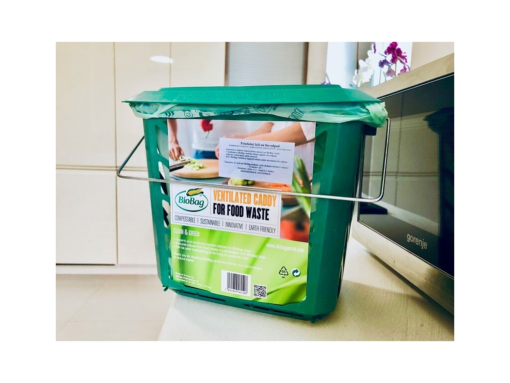 kuchynsky kos biobag