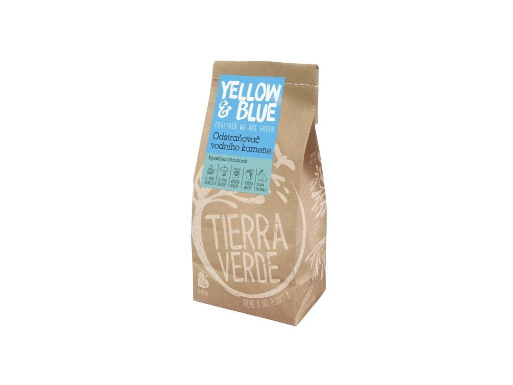 odstranovac vodneho kamena kyselina citronova yellow blue
