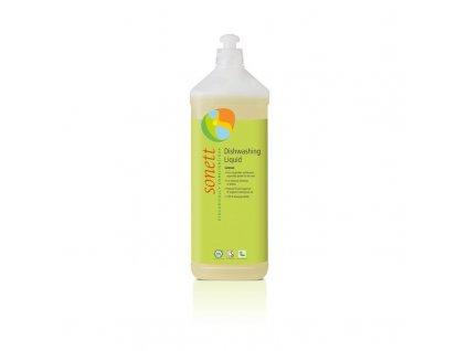 Gél na umývanie riadu s citrónom 1 l Sonett