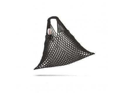 Sieťovka pružná - šedo čierna