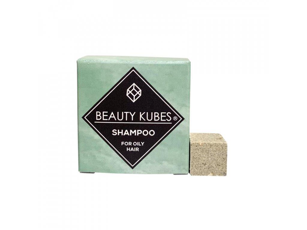 Beauty Kubes - mastné vlasy