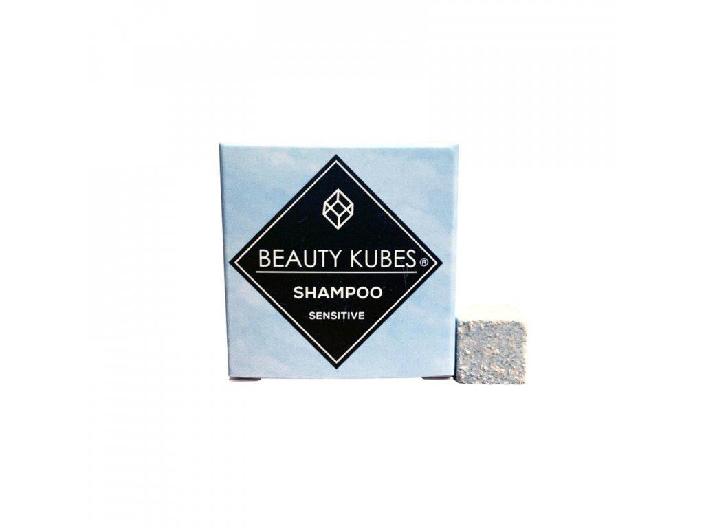 Beauty Kubes - pro citlivou pokožku hlavy