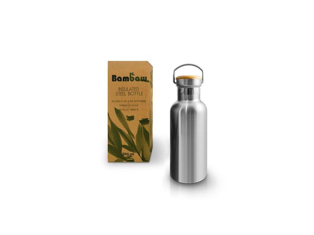 BamBaw Termo nerezová láhev (Barva 350ml)